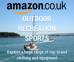 Outdoor, Recreation & Sports advert - Amazon