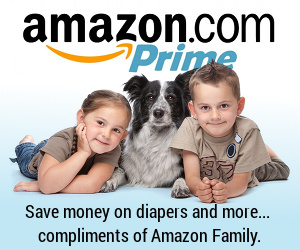 Amazon Prime Family Advert