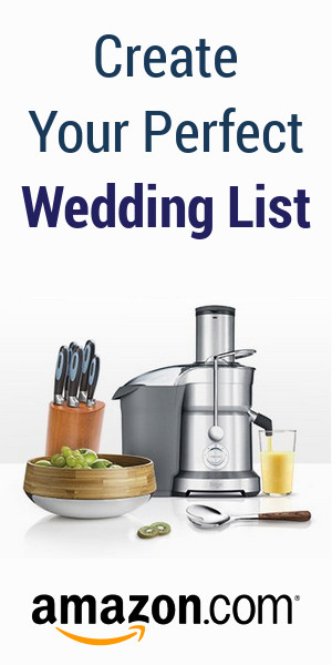 Create your perfect wedding list - Amazon