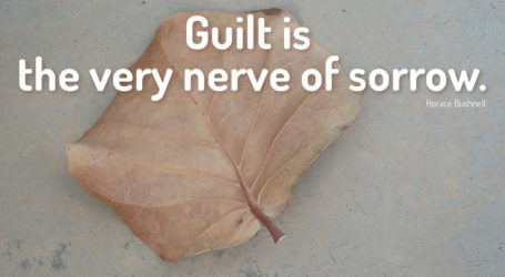50 Profound Quotes about Guilt