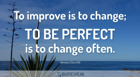 50 of the Best Quotes about Change